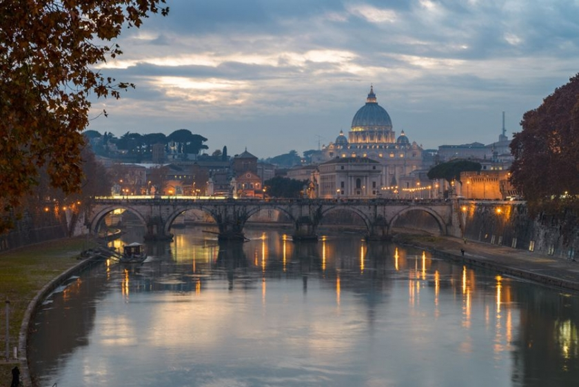 Rome, rich in millenary history