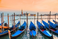 Venice, the most romantic town in the world